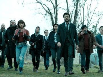 El 2 de mayo en Antena 3, estreno de 'La casa de papel'