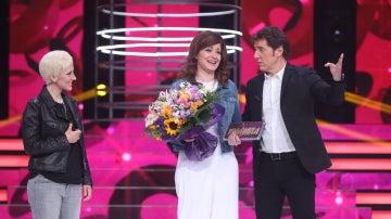 Arantxa Elvías gana la sexta gala de 'TCNMST'