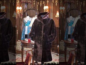 Abrigo de una azafata del Titanic subastado