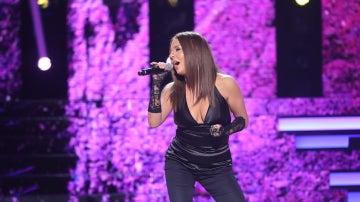 Libertad Fajardo, derroche de magia y pasión con 'No one' de Alicia Keys