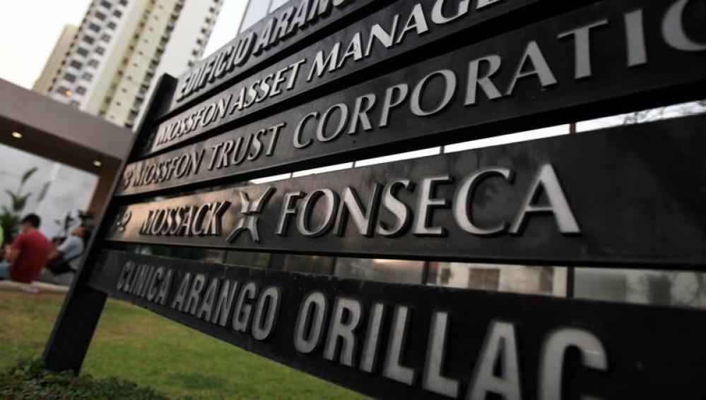 Despacho de abogados Mossack Fonseca