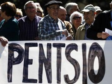 Evolución de las pensiones. Noviembre