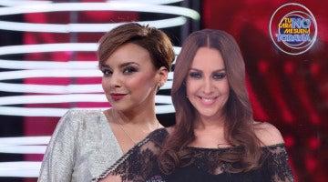Chenoa y Mónica Naranjo incendian las redes con sus impactantes looks