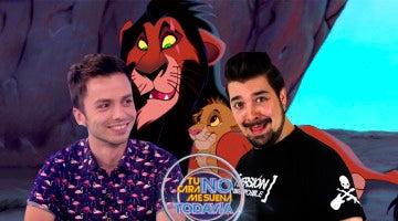 Una gamberra versión del Rey León protagonizada por David Moreno y Ricky Mata