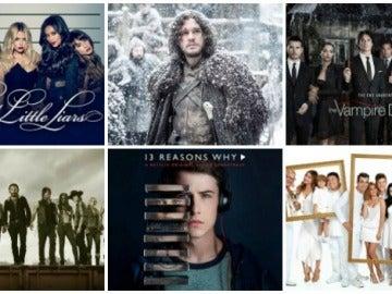 ¿Cuál es la serie más tuiteada en lo que va de año?