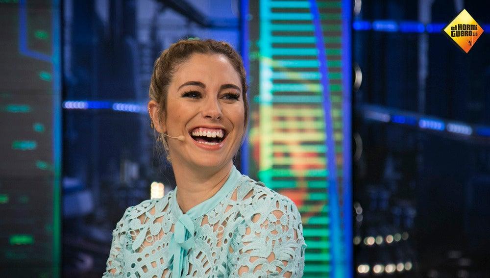 Blanca Suárez en 'El Hormiguero'
