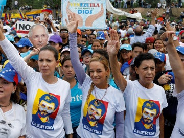 Nueva jornada de marchas en Venezuela contra Nicolás Maduro