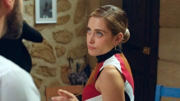 Carmen planta a Iñaki por una noche con Horacio