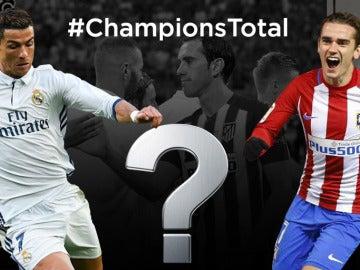 Trivial del Real Madrid-Atlético de Champions Total