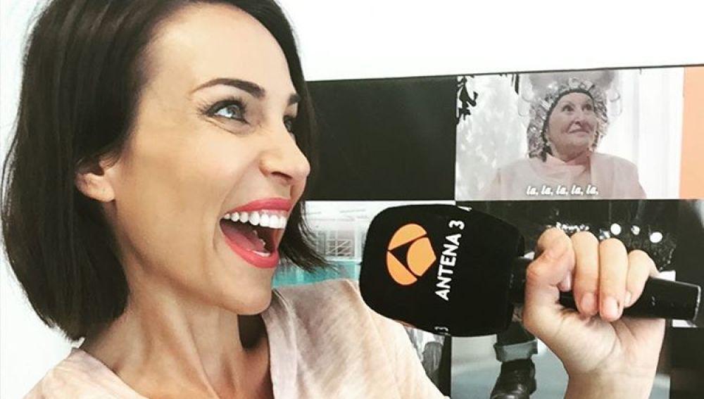 """Nerea Garmendia: """"Para una cuarta temporada me gustaría una Gotzone cañera y dulce"""""""