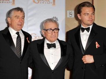 De Niro, Scorsese y DiCaprio: El Dream Team