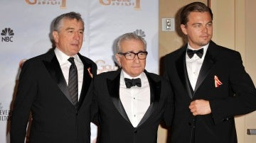 De Niro, Scorsese y DiCaprio: El Dream Team