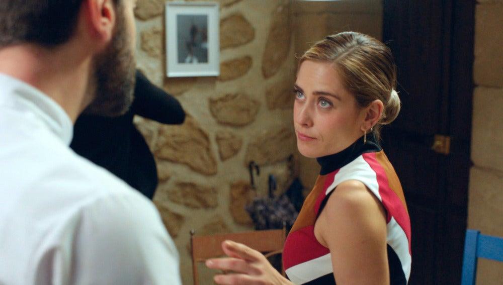Carmen planta a Iñaki para pasar la noche con Horacio