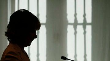Esperanza Aguirre, exportavoz del PP en el Ayuntamiento de Madrid