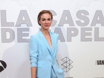 La actriz Marta Hazas