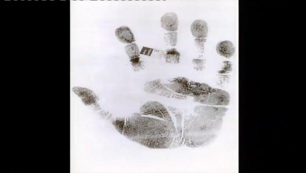 Frame 25.912392 de: Las nuevas tecnologías permiten identificar una huella dactilar