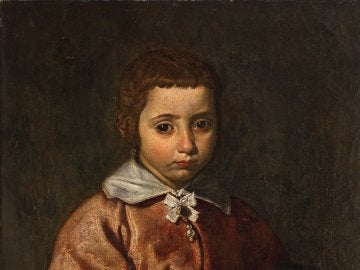 El cuadro 'Retrato de una niña' de Velázquez