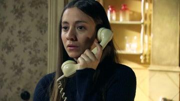 ¿Será capaz Alba de confesar su embarazo?