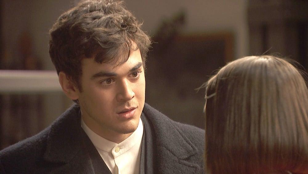 Matías confiesa cómo fue su desliz con Marcela