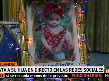 Un hombre mata a su hija de once meses y lo retransmite a través de Facebook