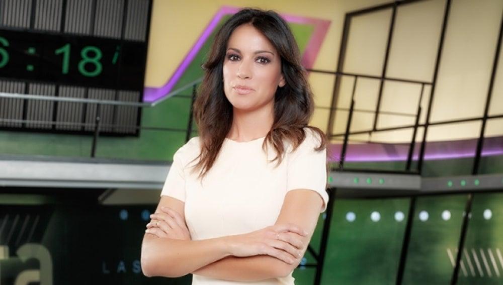 Cristina Saavedra en laSexta Noticias