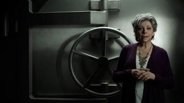 Kiti Mánver es la madre de Raquel, la inspectora Murillo