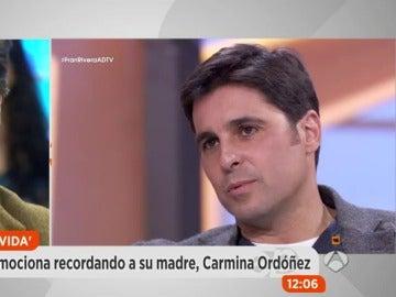 """Frame 256.230476 de: Francisco Rivera: """"Ahora llevaría el problema de mi madre con la cocaína de otra forma"""""""