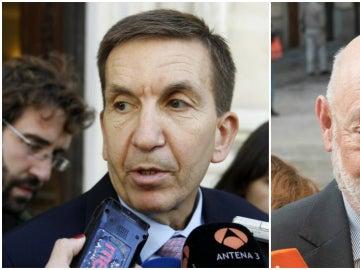 Manuel Moix y José Manuel Maza