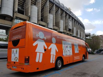 Autobús de Hazte Oír