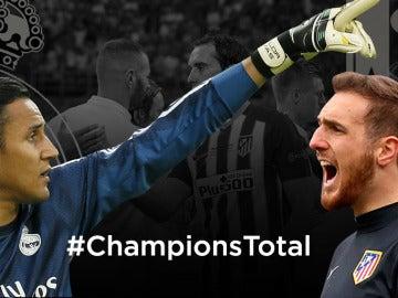 Real Madrid - Atlético en Champions Total: Comparativa de los equipos y jugadores