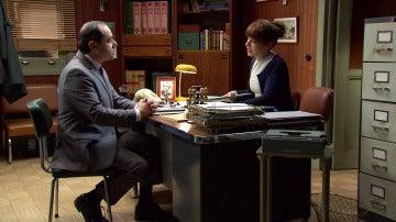¿Contará Ginés los planes de Alonso sobre Ana María?