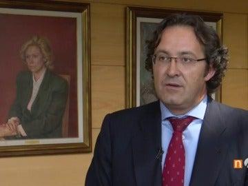 Frame 108.380555 de: Jesús Gómez, el diputado del PP que avisó primero a Aguirre y después de Génova de la cuenta de González en Suiza