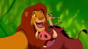 Esta nueva versión de Timón y Pumba nos hará reír a pierna suelta