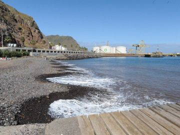 Playa de Valleseco, Santa Cruz de Tenerife