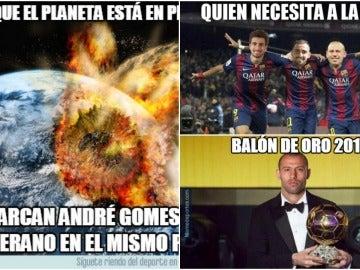 Los 'memes' del Barcelona - Osasuna