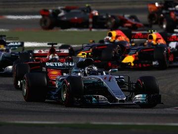 Vettel, entre Mercedes