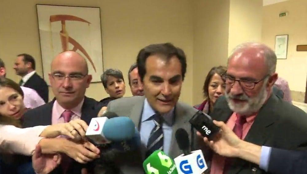 Frame 43.535611 de: La oposición pide explicaciones a Interior, Justicia y Fiscalía por el caso Lezo