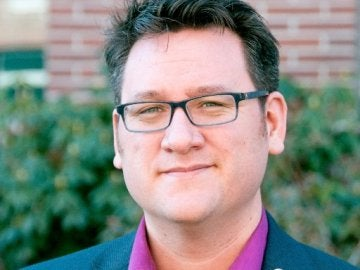 El científico Ben Tippett