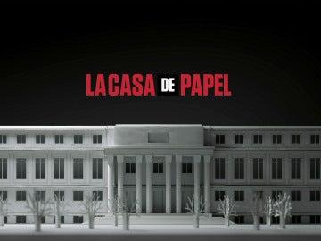 Descubre en exclusiva la cabecera de 'La casa de papel'
