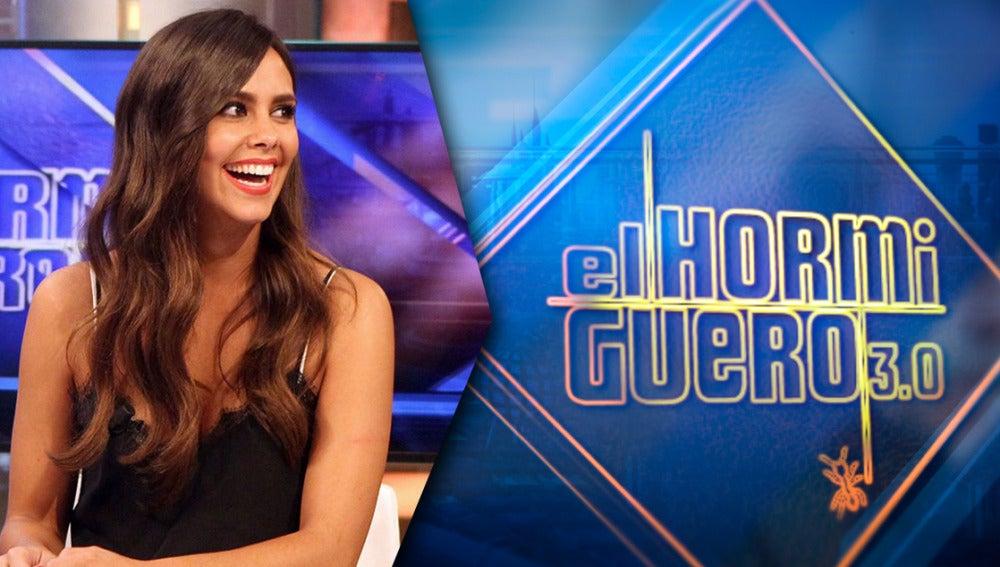 Cristina Pedroche llenará el plató de 'El Hormiguero 3.0' con su simpatía y profesionalidad
