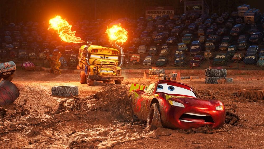 Imagen de 'Cars 3'