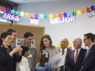 La reina Letizia inaugura el IV Congreso de Enfermedades Raras