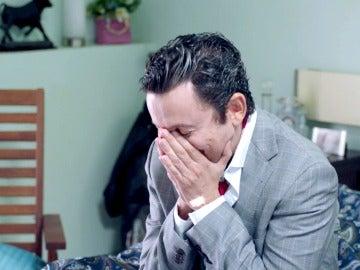 Las meteduras de pata de Plazaola y David Arnaiz que desatan las risas en el rodaje de 'Allí Abajo'
