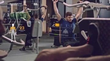 Frame 13.539555 de: La tecnología convertirá los gimnasios en espacios personalizados y conectados