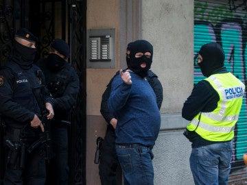 Prisión para tres presuntos yihadistas detenidos en Barcelona