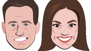 Emoji de Matías Prats y Mónica Carrillo para Twitter
