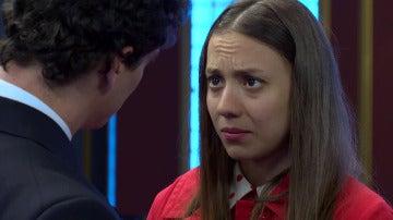 Alba, al límite de confesar su embarazo
