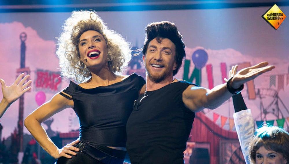 Pilar Rubio y Pablo Motos