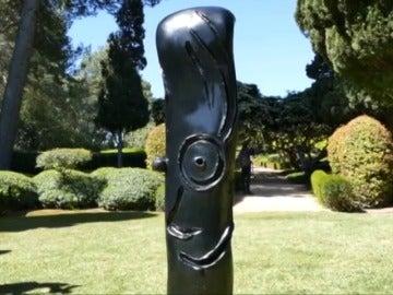 Frame 60.807111 de: A partir hoy se pueden visitar los jardines del Palacio de Marivent