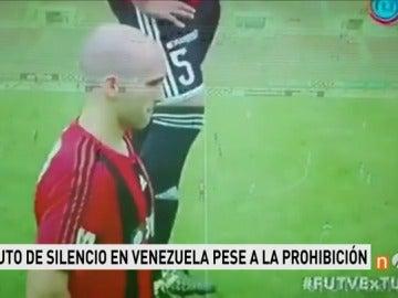 Frame 12.580555 de: MINUTO_SILENCIO_VENEZUELA